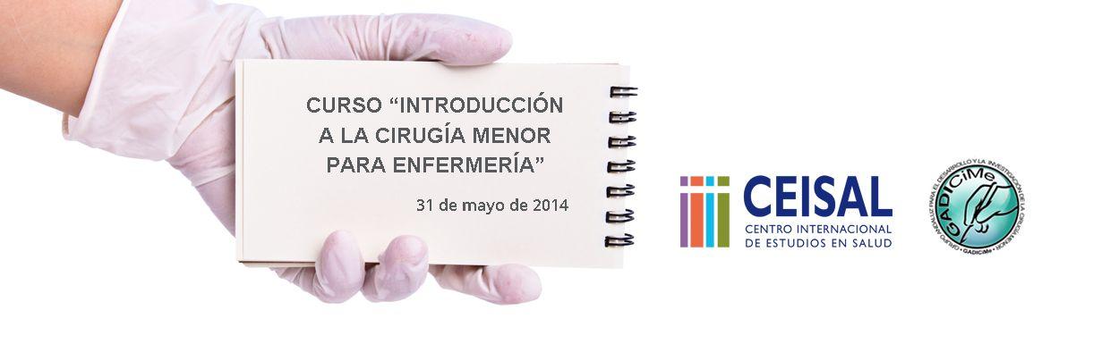 Curso de Introducción a la Cirugía Menor