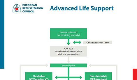 Actualización en RCP: nuevas recomendaciones ERC