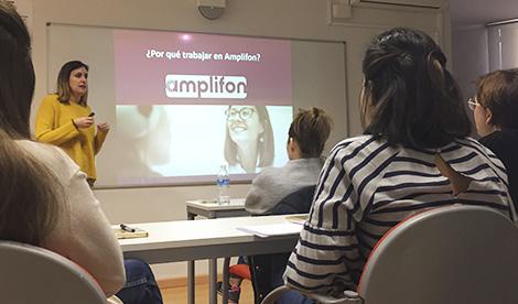 Una oportunidad laboral para nuestros alumnos de la mano de Amplifon