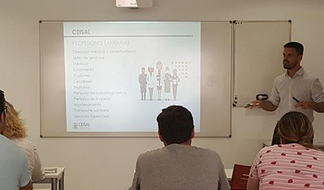 Ceisal Social: colaborando en proyectos por la inserción laboral