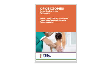 Descárgate temario de muestra Oposiciones Fisioterapia SERMAS