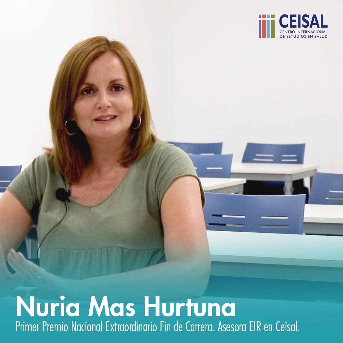 Entrevista a Nuria Mas