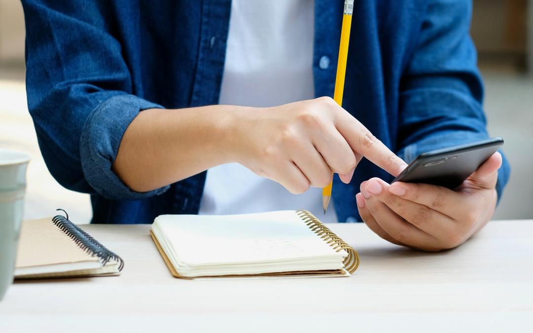 ¿UTILIZO EL SMARTPHONE PARA ESTUDIAR?